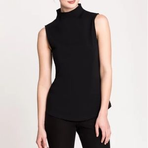Nic + Zoe | Perfect Mock Neck Tank Top S